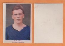 Millwall Athletic Richard Hill